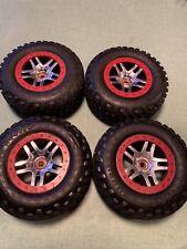 Set Of 4 Traxxas RC Tires