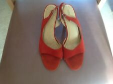 Marks & Spencers Femme Chaussures en daim taille 40 1/2