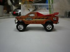 2012 Hot Wheels Copper Surf Shop Ford F150 4X4 Truck Custom Real Riders