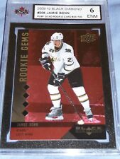 09-10 UD Black Diamond Ruby Jamie Benn RC 35/100 KSA Graded 6??