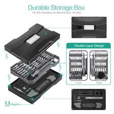 69-In-1 Magnetic Precision Screwdriver Phone PC 59 Long&Bits Kit Set Repair Tool