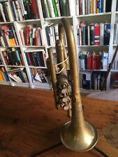 Antikes Kornett/ Vintage Trompete aus Belgien - aus Sammlungsauflösung!