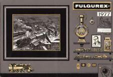 catalogo FULGUREX 1977 Spur OO HO O                              F D  aa