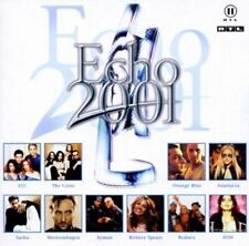 Echo 2001-PopRockDance Corrs, Orange Blue, Britney Spears, ATC, Anastac.. [2 CD]