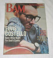 BAM LA's Music Magazine 7 Apr 1989 305 Elvis Costello Open Mike Night