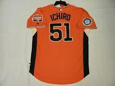 c0c2847a1 Authentic Ichiro Suzuki 2007 All Star Jersey Yankees Mariners SF Game XXL