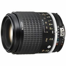 Excellent! Nikon Ai-S FX NIKKOR 105mm f/2.8 Micro - 1 year warranty
