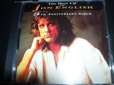 Jon English ‎– The Best Of Jon English 20th Anniversary Album CD – Like New