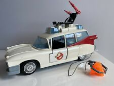 GHOSTBUSTERS ECTO 1 ECTO1 VINTAGE 100% COMPLETE WORKING C8+ #2