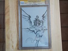 MICHAEL TURNER'S ETERNAL SOULFIRE #1 CGC 9.8 VAR I TRANSITIVE COMICS EXCLUSIVE!