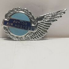 lapel wing pin 8cm Ryan air pilot badge