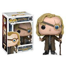 Harry Potter Pop ! Figurine En Vinyle - Mad-Eye Moody TOUT NEUF