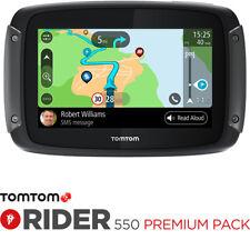TOM TOM MOTARD 550 MONDIAL Premium Moto GPS GRATUIT CARTE & Trafic mis à jour