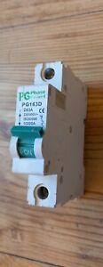 PHASE GUARD PG163D 63 AMP TYPE D 63D D63