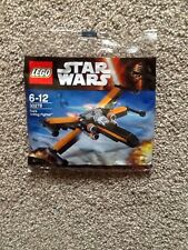 LEGO 30278 - Star Wars Poe's X-Wing Fighter Polybag 2016 BRAND NEW SEALED RARE