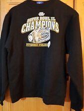 e7b4229cf Pittsburgh Steelers REEBOK Sweatshirt Super Bowl XL youth Large