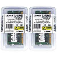 512MB KIT 2 x 256MB HP Compaq OmniBook 4150B 6000 PIII 6447 XE3B Ram Memory
