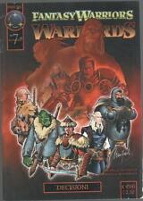 FANTASY WARRIORS WARLORDS 7 ORIONE
