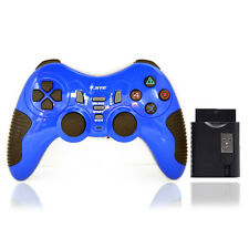 Wireless USB 2.4G Pro Gaming Controller Game Pad Joystick For PS3 PC PC Laptop
