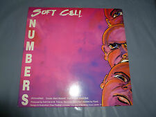 "Soft Cell Numbers 12"" vinyl,BZS1712 1983,Unplayed Mint."