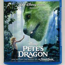 Disney Studio Pete's Dragon 2016 PG family movie Blu-ray & DHD, Robert Redford