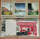 WALTHERS 932-4366 BAY WINDOW CABOOSE KIT NICKEL PLATE ROAD HIGH SPEED SERVICE