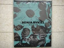 "DRAP PLAT 180x290 SONIA RYKIEL""JUST FOR YOU"" NEUF"