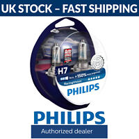 Philips RacingVision Racing Vision 150% H7 12972RVS2 (Twin pack)