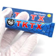 10* 10 g Blue tattoo numb cream haut körper taub schnell tktx nagend piercing