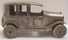 "Old 1930s Metal Toy Sedan 2 5/8"" - Made in France"