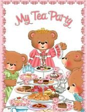 My Tea Party - Personalized Children Book