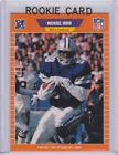 MICHAEL IRVIN ROOKIE CARD Dallas Cowboys 1989 Football RC Pro Set NFL HOFer!!. rookie card picture