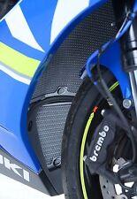 GSXR1000 L7 2017 R&G Racing Radiator & Oil Cooler Guard Set RAD9019TI TITANIUM