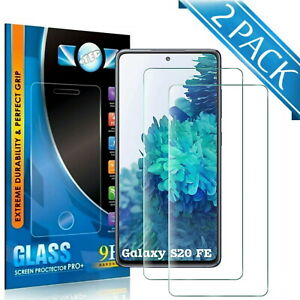 Gorilla Tempered Glass Screen Protector Cover For Samsung Galaxy S20 FE / FE 5G