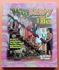 A Very Brady Guide to Life  Jennifer Briggs  humour illustrated Brady Bunch used