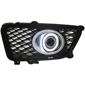 For KIA Sportage 2008-2012  COB Lens Angel Eyes Projector Lens Fog Light Lamp k
