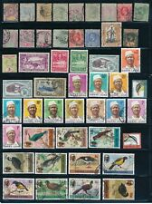 SIERRA LEONE USED & MINT SELECTION OF 73 STAMPS, SOME DUPLICATION !! M3