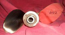 Michigan Wheel 13 x 20 AJC-227 Bronze Propeller For OMC Pin Drive I/Os (B42)