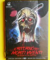 il ritorno dei morti viventi return of the living dead rare box set 3 dvd+book f