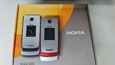 Nokia Fold 3610 Fold - Red (Unlocked) Mobile Phone