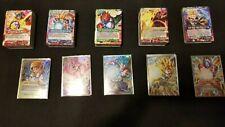 Dragon Ball Super DBS TCG CCG BT3 Set 3 x4 Playset C/UC/R