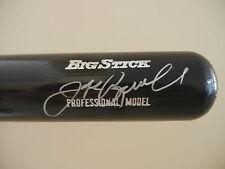 JEFF BAGWELL autograph baseball bat Houston Astros auto / signed Killer Bs  Bags
