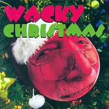 CD A Wacky Christmas by Various Artists NEW SEALED