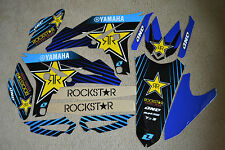 ONE IND. ROCKSTAR TEAM  GRAPHICS & BACKGROUNDS YAMAHA YZ250F YZF250  10 11 12 13