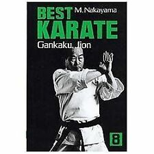 Best Karate, Volume 8: Gankaku, Jion (Paperback or Softback)