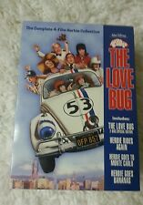 Walt Disney's Herbie the Love Bug - The Complete 4-Film Herbie Collection (L)