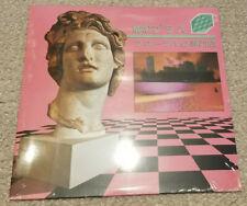 Macintosh Plus - Floral Shoppe pink vinyl NEW SEALED vaporwave includes poster