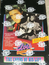 1992 River Group Elvis Collection Series 3 Trading Card Box,432 Cards! Unopened