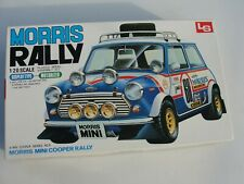 L & S CO LTD MORRIS MINI COOPER RALLY KIT CAR 1:20 SCALE  NEW OLD STOCK BOXED