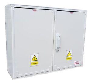 GRP Electric Enclosure,Kiosk,Cabinet, Meter Box, Housing (800mm x 600mm x 320)mm